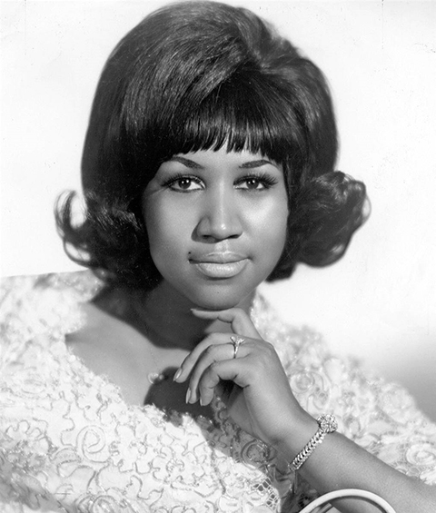 The Queen of Soul: Aretha Franklin