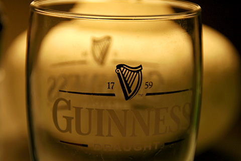Guinness Turns a Golden Argument Into a Gold Opportunity